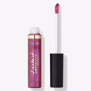 Tarteist Shimmering lip paint in Flaming Hot